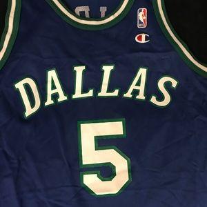 Shirts - Jason Kidd Dallas Mavericks Champion Jersey d68a9ea94c76